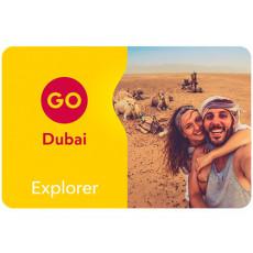 Dubai Explorer Pass - 7 Atrações