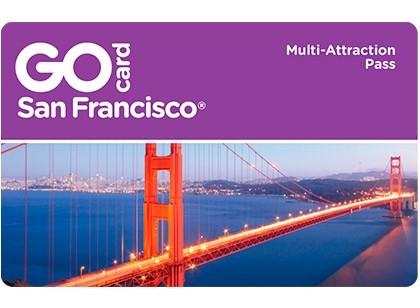 Go Card San Francisco - 3 dias